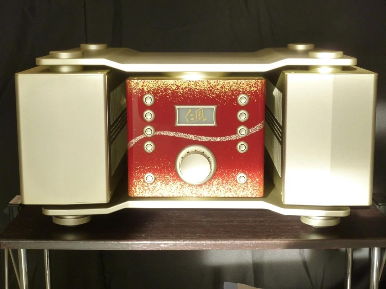 Zandem jimpu phono preamp Audiotemple